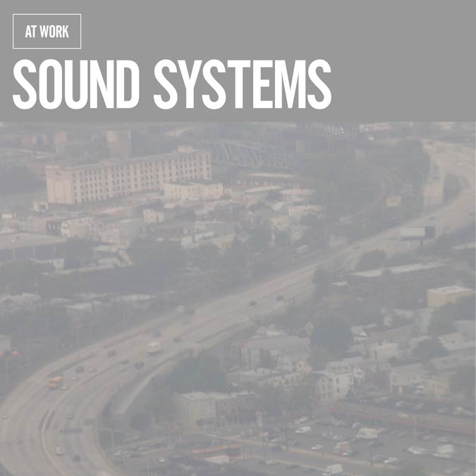 At Work - Sound Systems